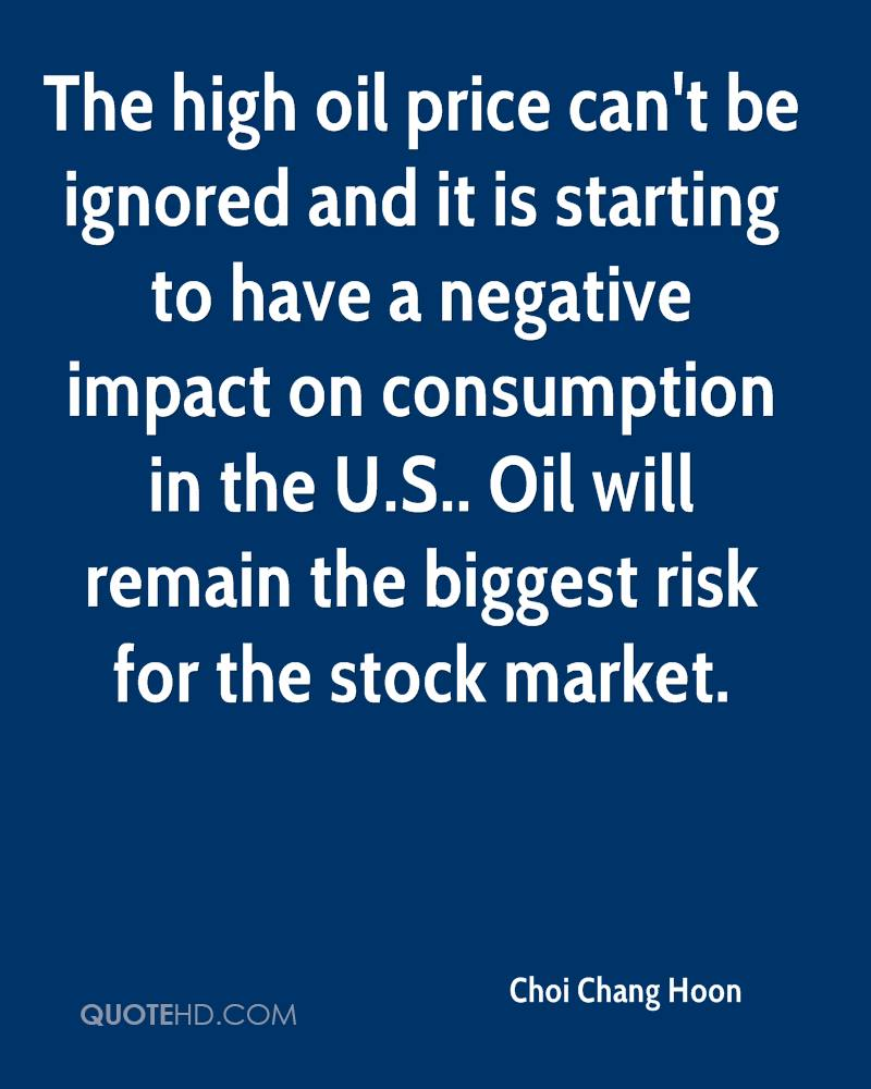 Oil Price Quote Choi Chang Hoon Quotes  Quotehd