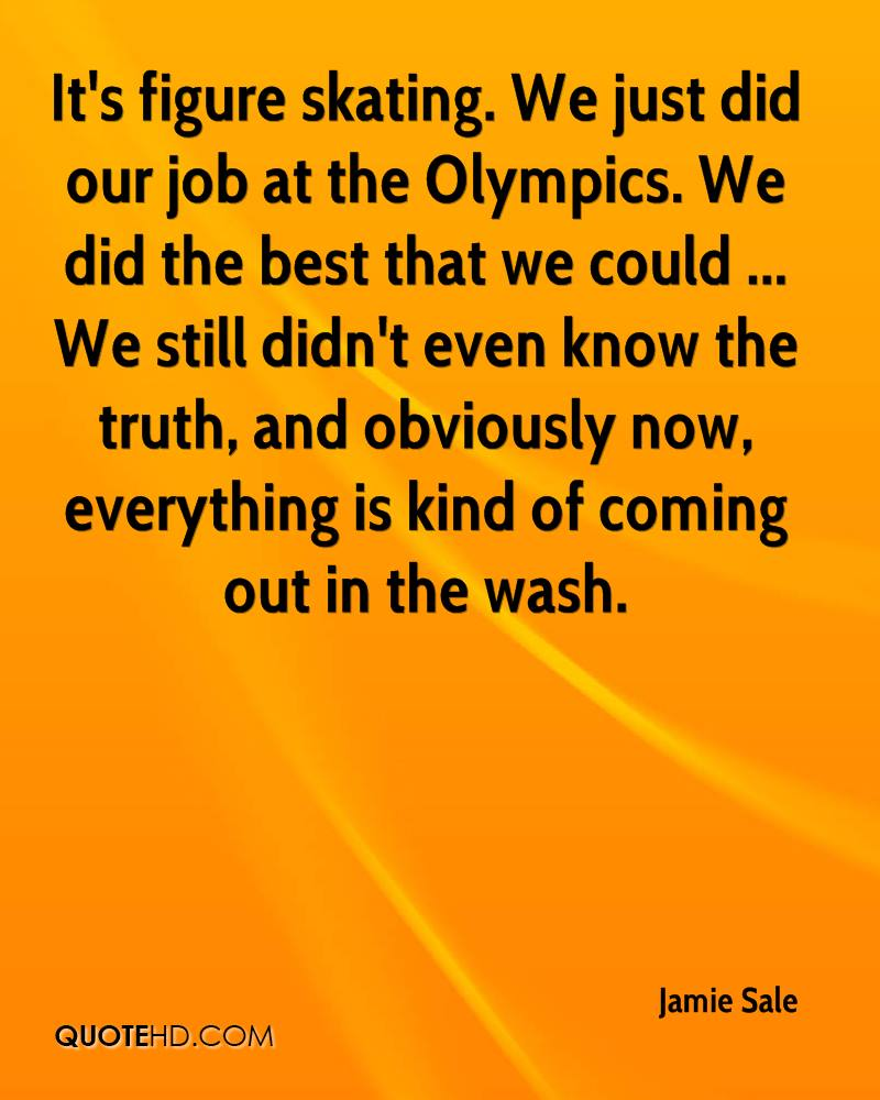 Throwing In The Towel Quotes Olympics Quotes  Page 1  Quotehd