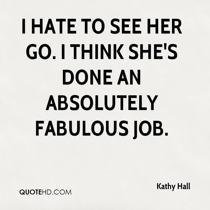 Kathy Hall Quotes QuoteHD Simple Hatred Quotes For Her