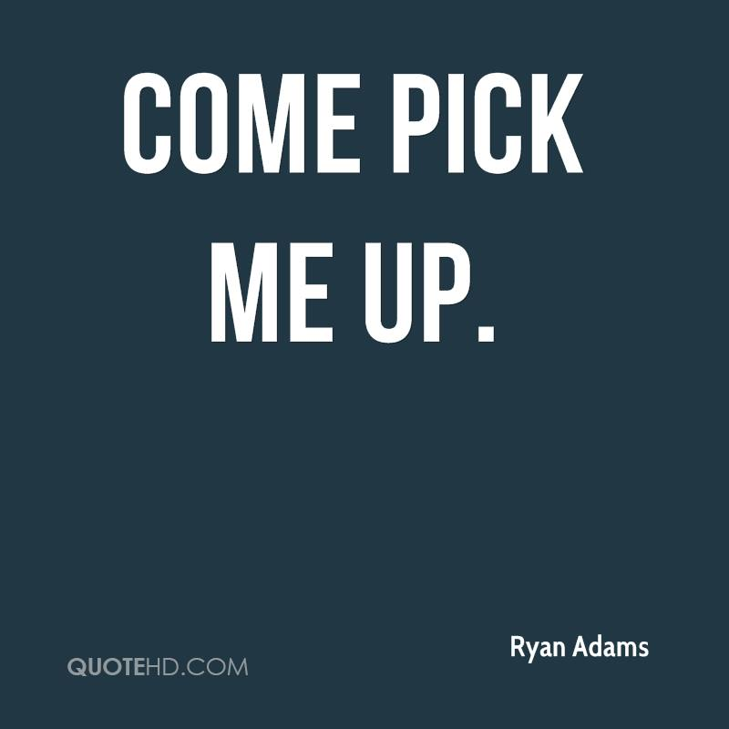 how to play come pick me up