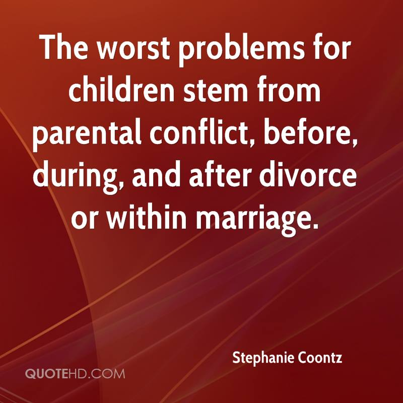 conflict theory on divorce marriage Today, divorce is considered normal--almost expected--for nearly half of all couples getting married these days, children may live with either parent or another family member, and same-sex couples are adopting children sociological types of divorce include the functionalist perspective, the conflict theory view, the.