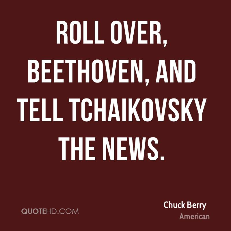 beethoven and tchaikovsky Best answer: this is subjectivebut i think the consensus in the classical world would be to rate beethoven the highest, then tchaikovsky, then rachmaninoff.
