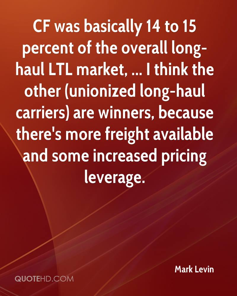 Freight Quote Ltl Mark Levin Quotes  Quotehd