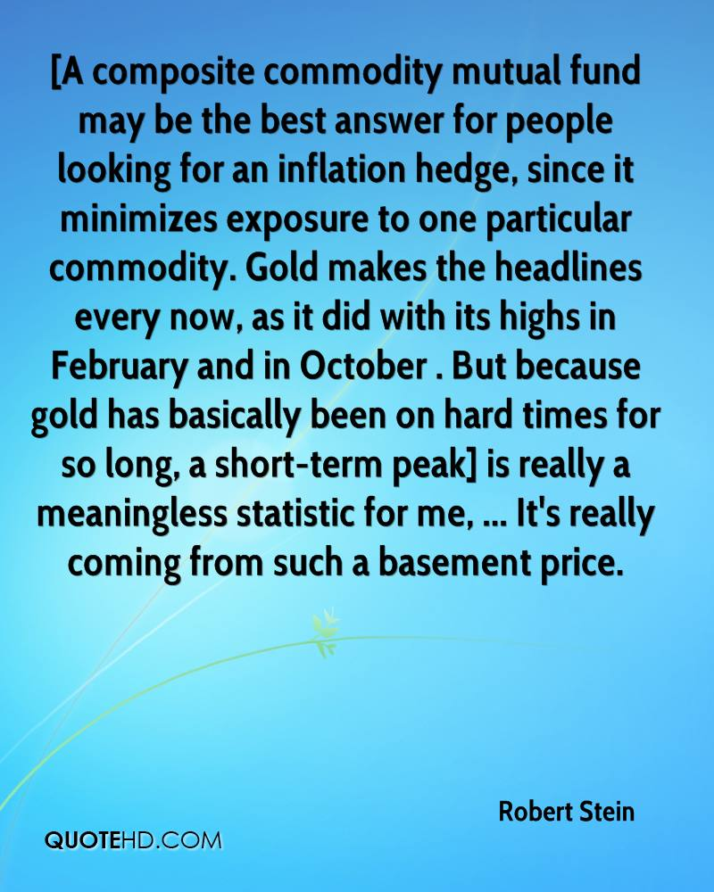 Mutual Fund Quotes Robert Stein Quotes  Quotehd