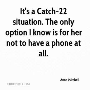 It's a Catch-22 situation. The only option I know is for her not to have a phone at all.
