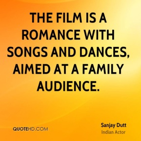 The film is a romance with songs and dances, aimed at a family audience.