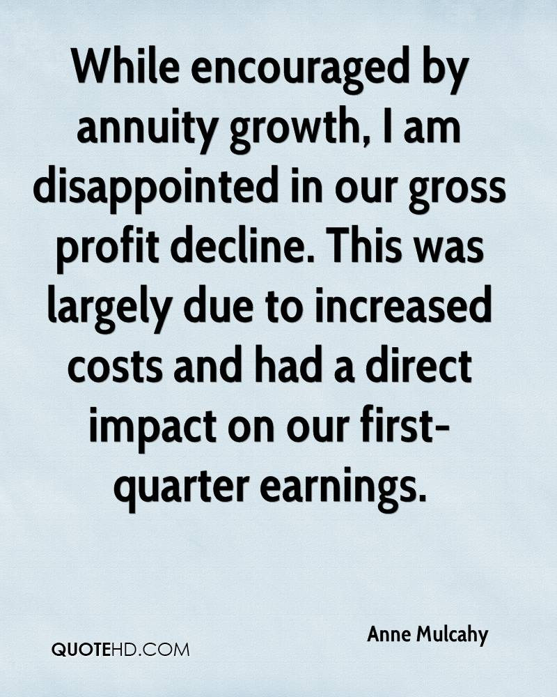 Annuity Quotes Anne Mulcahy Quotes  Quotehd