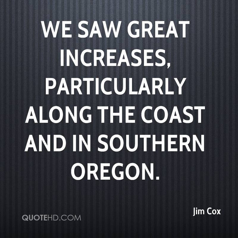 Great Southern Quotes: Jim Cox Quotes