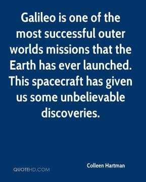 Galileo is one of the most successful outer worlds missions that the Earth has ever launched. This spacecraft has given us some unbelievable discoveries.
