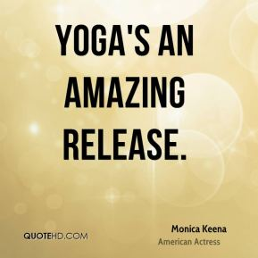 Yoga's an amazing release.