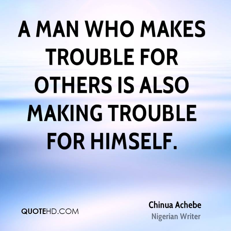 Chinua Achebe Quotes Interesting Chinua Achebe Quotes QuoteHD