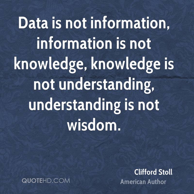 clifford stoll wisdom quotes quotehd