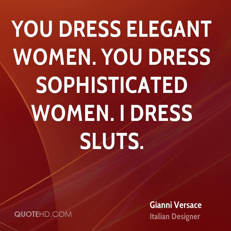 Gianni Versace Quotes | QuoteHD