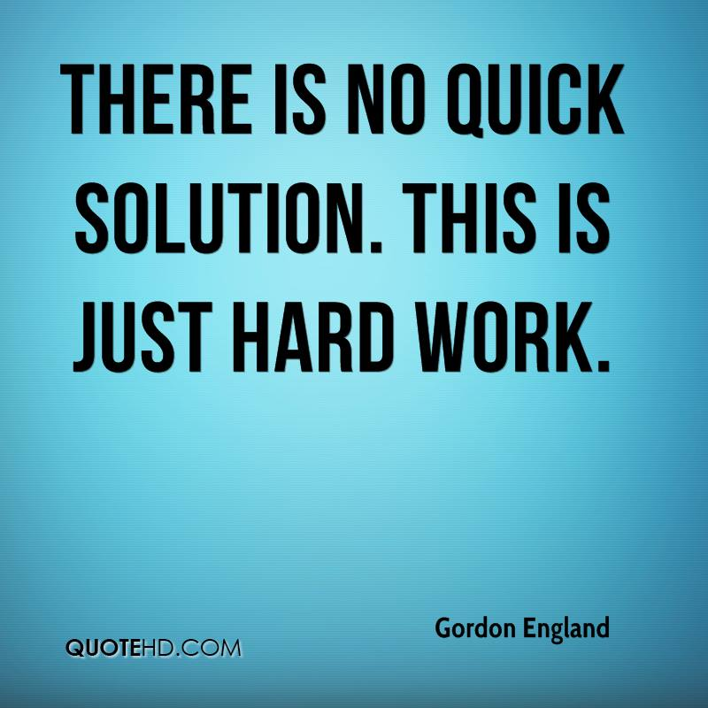 There is no quick solution. This is just hard work.