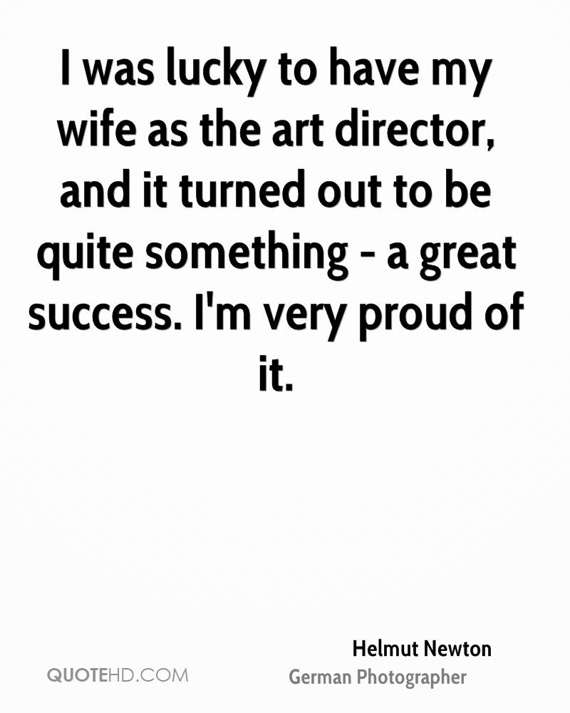 Helmut Newton Wife Quotes | QuoteHD
