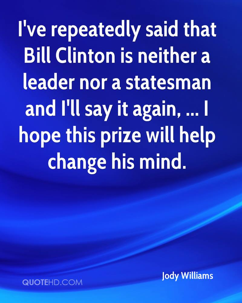 bill clinton leadership essay With that, what were the legacies that were left behind by bill clinton and george w bush also: what did you think of bill clinton's policies and leadership qualities.