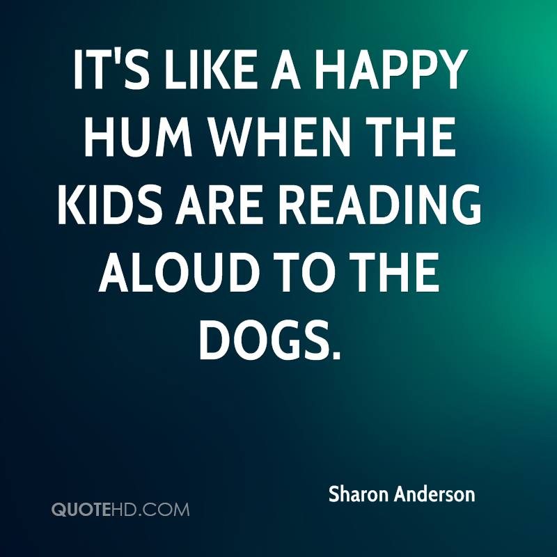 Hum Quote Delectable Sharon Anderson Quotes QuoteHD