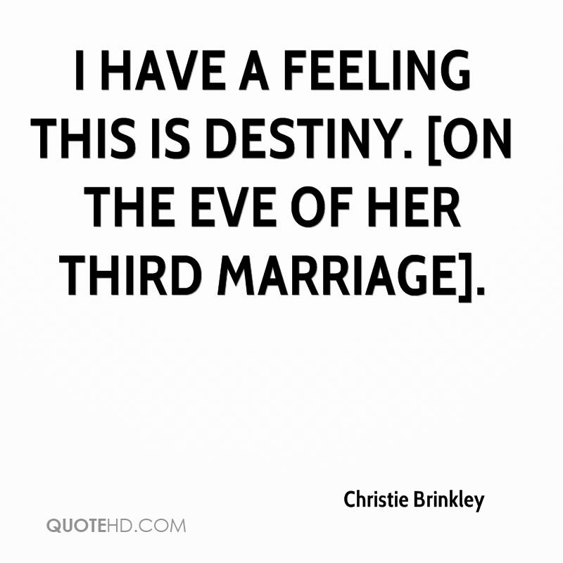 christie brinkley marriage quotes quotehd