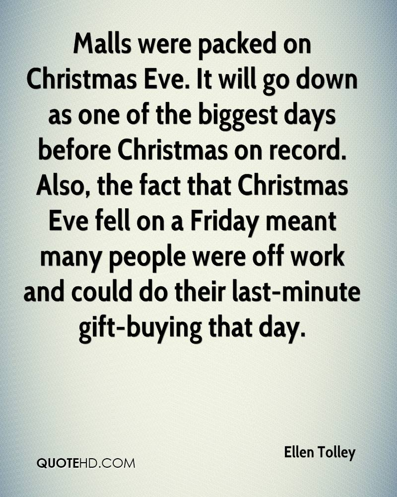 Ellen Tolley Christmas Quotes | QuoteHD