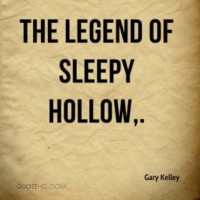 Gary Kelley - The Legend of Sleepy Hollow.