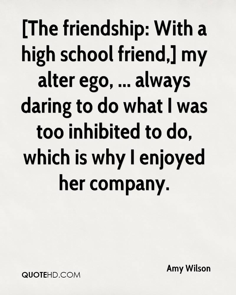Quotes For My Highschool Friends : High school friends quotes galleryhip the