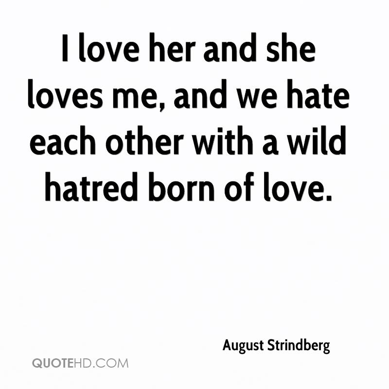 August Strindberg Quotes | QuoteHD