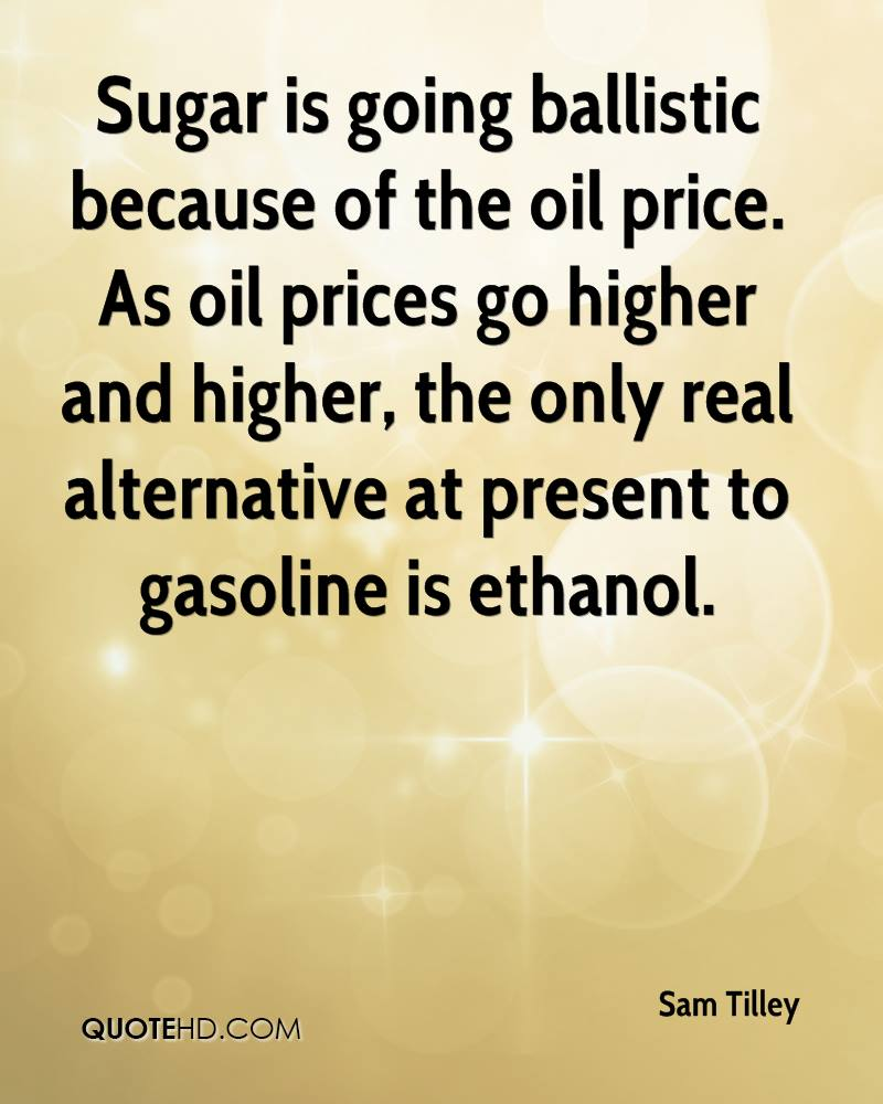 Oil Price Quote Sam Tilley Quotes  Quotehd