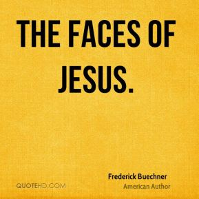 The Faces of Jesus.