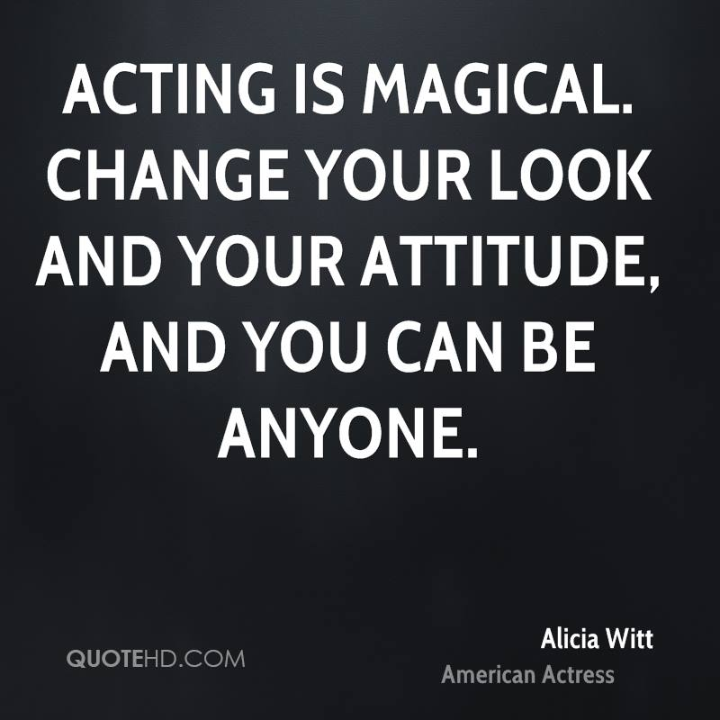 Change Your Attitude Quotes: On-screen Relationships Are The Best Because You D By