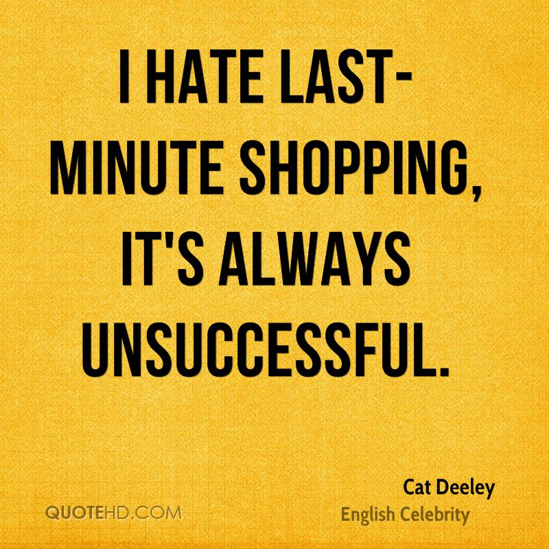 If you are like most people you do the majority of your Christmas shopping at the last minute. Visit any mall or shopping center in the final days before Christ What if Christmas didn't come from a store.