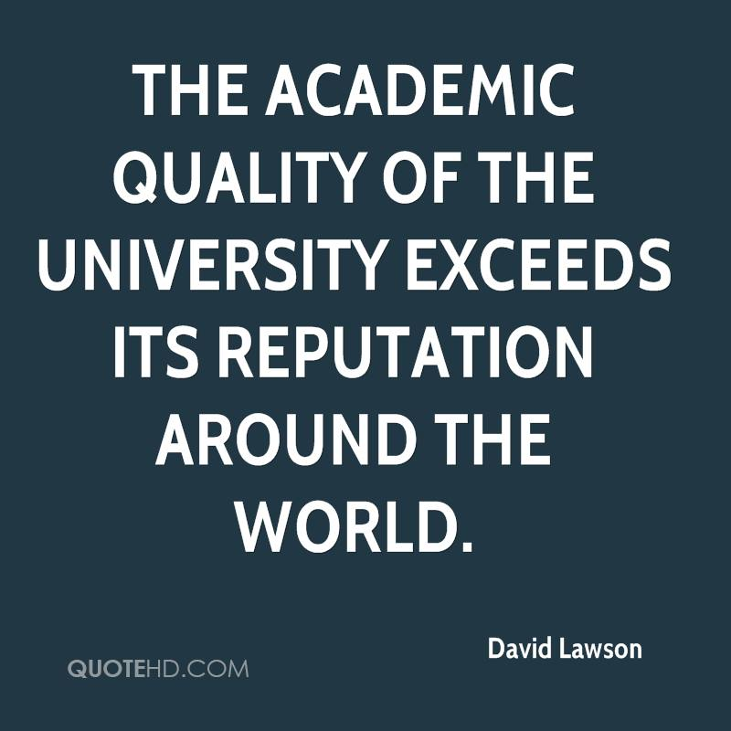 Academic Quotes Adorable David Lawson Quotes  Quotehd