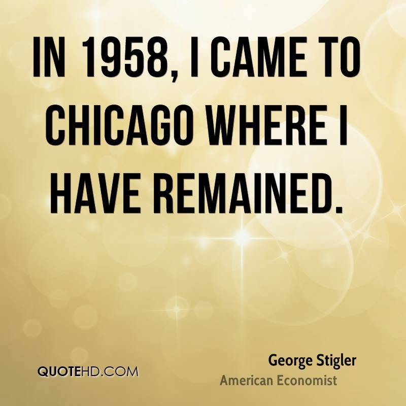 In 1958, I came to Chicago where I have remained.