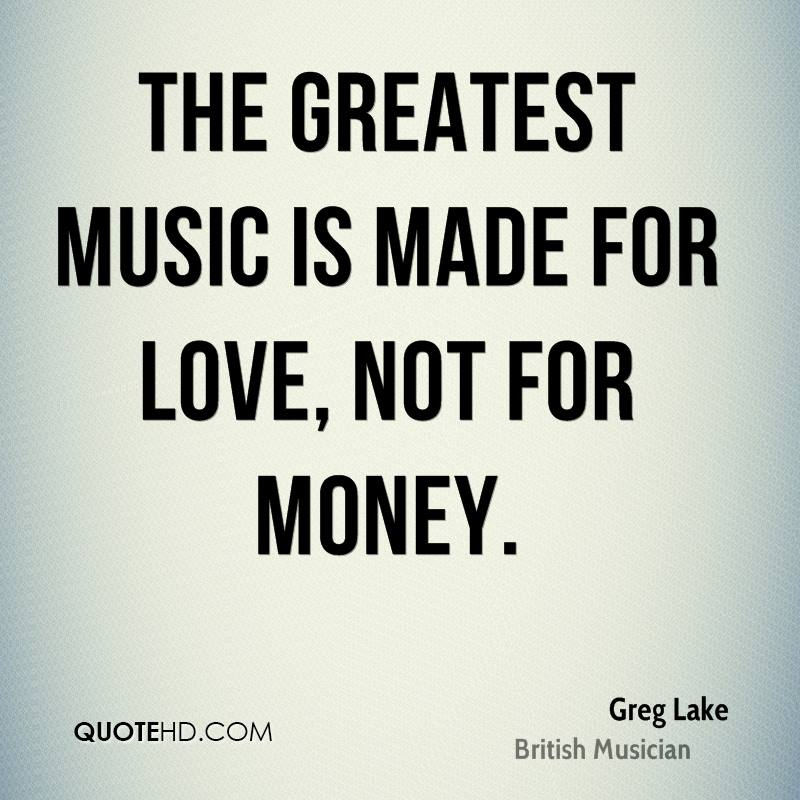 Greg Lake Quotes | QuoteHD
