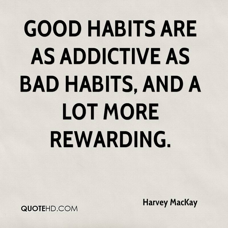 Good And Bad Quotes: Harvey MacKay Quotes