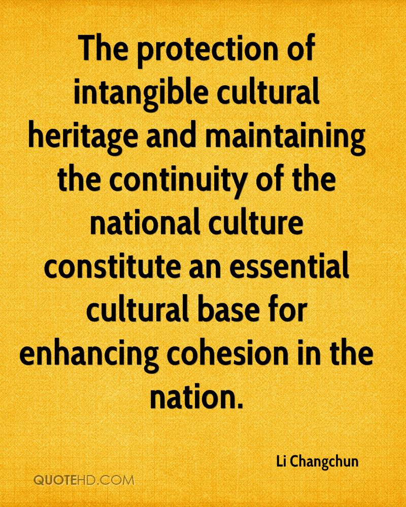 heritage quotes and sayings