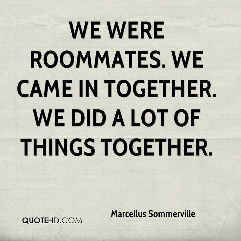 Marcellus Sommerville Quotes   QuoteHD