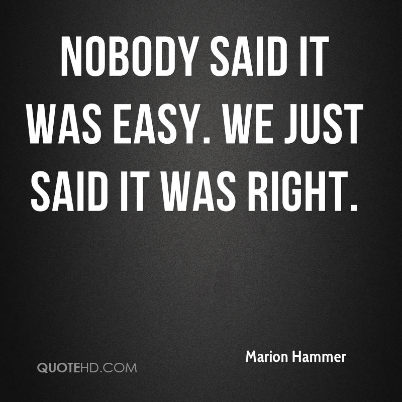Marion Hammer Quotes Quotehd