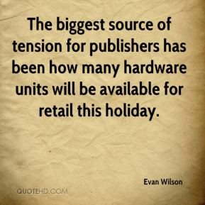 The biggest source of tension for publishers has been how many hardware units will be available for retail this holiday.