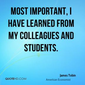 Most important, I have learned from my colleagues and students.