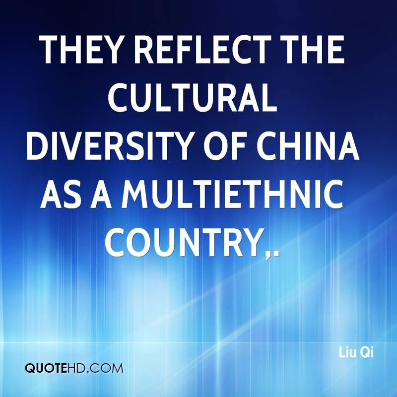 They reflect the cultural diversity of China as a multiethnic country.