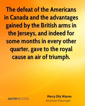 The defeat of the Americans in Canada and the advantages gained by the British arms in the Jerseys, and indeed for some months in every other quarter, gave to the royal cause an air of triumph.