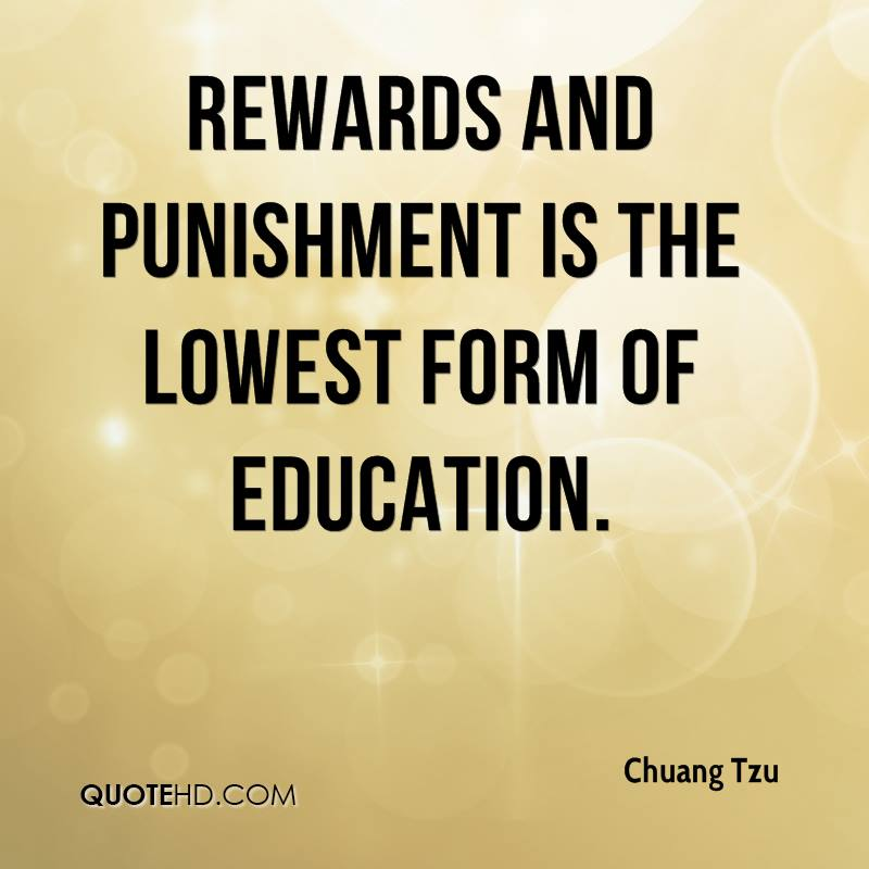 effects of reward and punishment on The effect of reward and punishment on the academic performance of secondary school students a case study of ikpoba okha local government area of edo state.