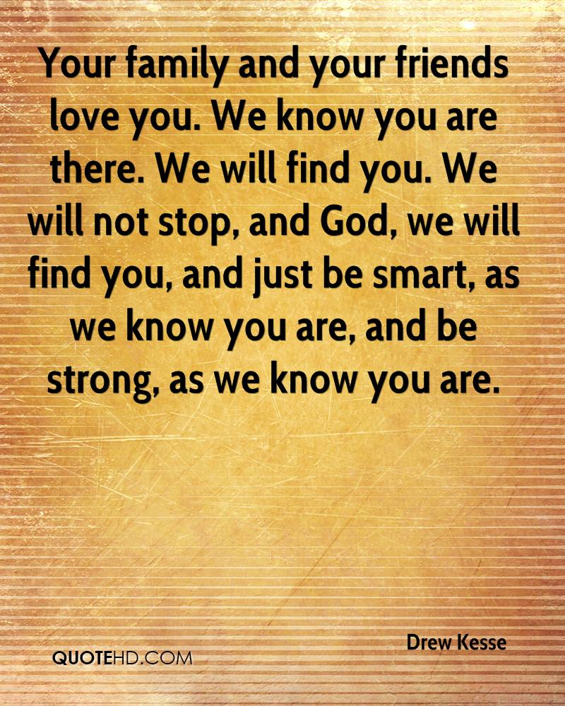 Love Finds You Quote: Drew Kesse Quotes
