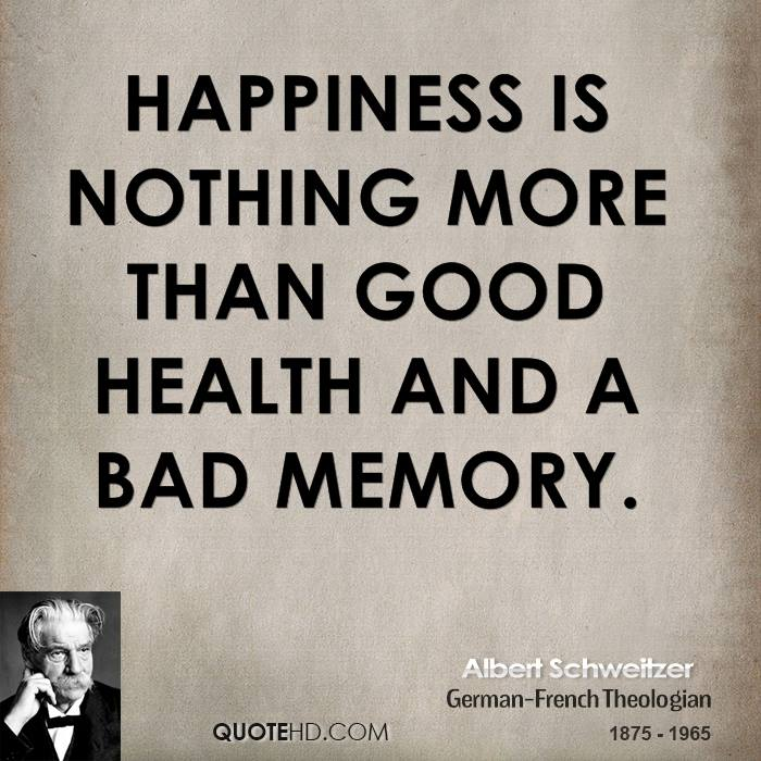 Good Health Quotes Stunning Albert Schweitzer Health Quotes  Quotehd
