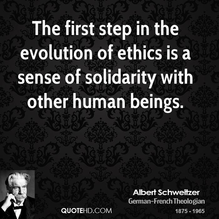 the evolution of ethics Eye on ethics the evolution of social work ethics by frederic g reamer, phd june 2014 when i became a social worker in the late 1970s, the nasw code of ethics was one page long.