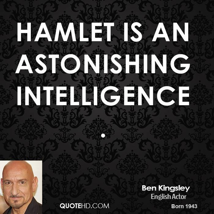 In Hamlet, examine how Hamlet's intellect overshadows his emotions and guides his decisions.