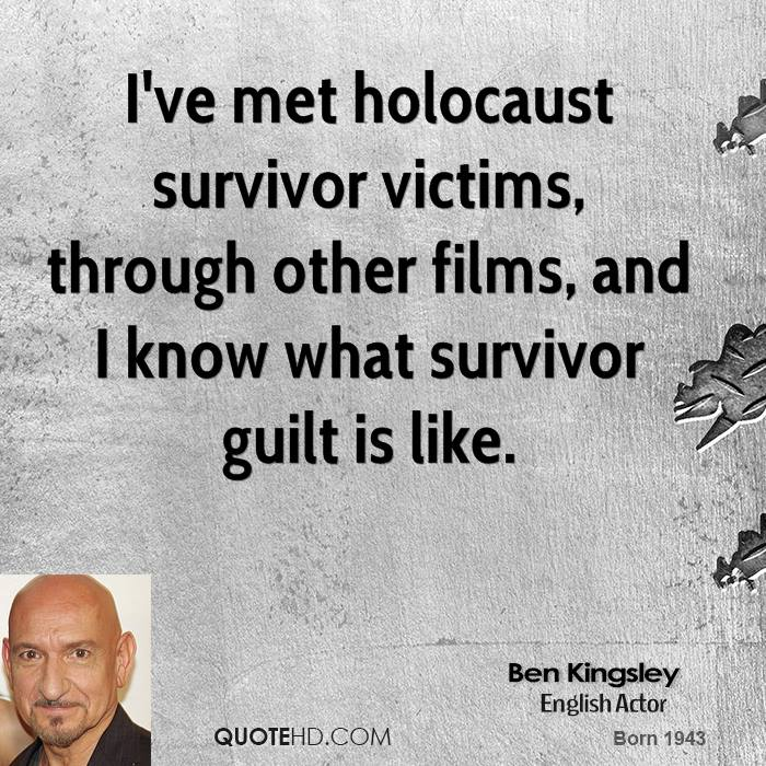 Holocaust Survivor Quotes Quotesgram
