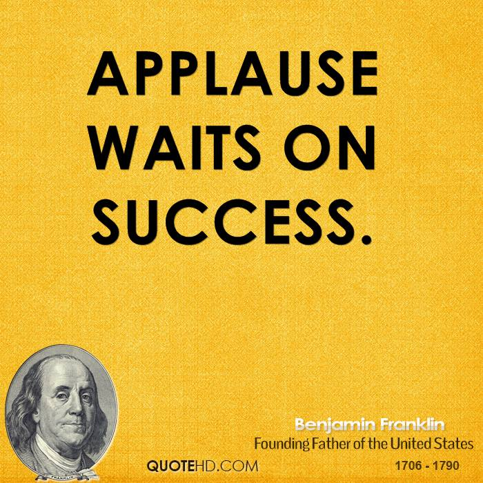 The Office Ben Franklin Quotes: Benjamin Franklin Quotes About Success. QuotesGram