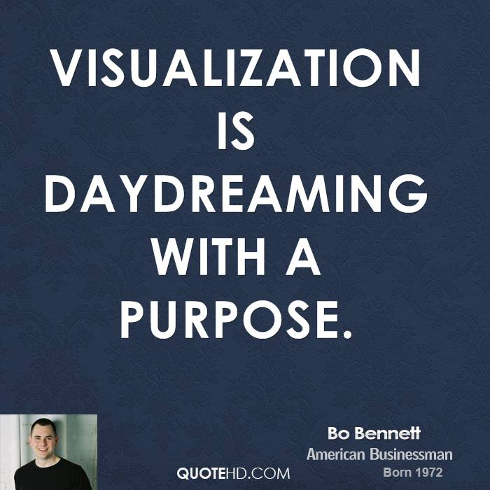 Quotes about visualizing success