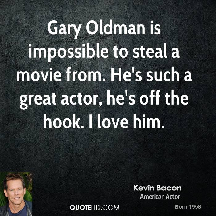 Kevin Bacon Quotes Quotehd